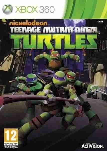 Descargar Teenage Mutant Ninja Turtles [MULTI][Region Free][XDG2][iMARS] por Torrent